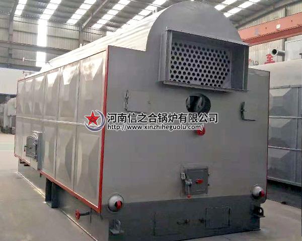 DZH卧式生物质蒸汽锅炉 河南信之合锅炉有限公司